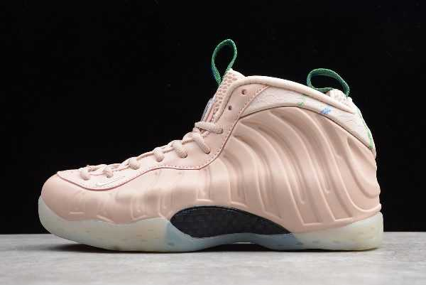 Ladies Nike Air Foamposite One Particle Beige For Sale AA3963-200