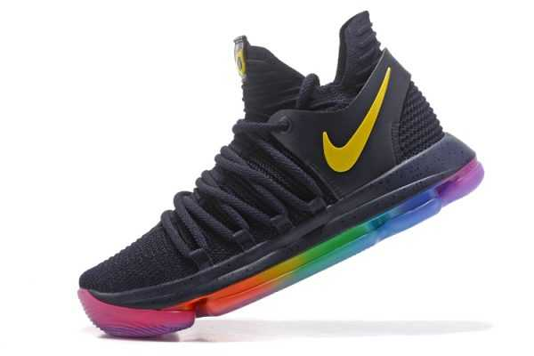 "Nike KD 10 ""Be True"" Men's Basketball Shoes"