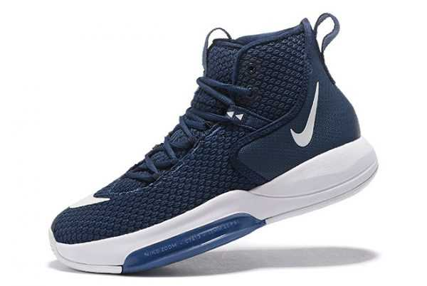 Nike Zoom Rise 2019 Navy Blue/White Men's Sneakers