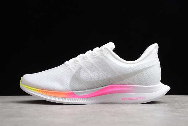 CI7696-100 WMNS Nike Air Zoom Pegasus 35 Turbo White/Pure Platinum-Hyper Pink For Sale