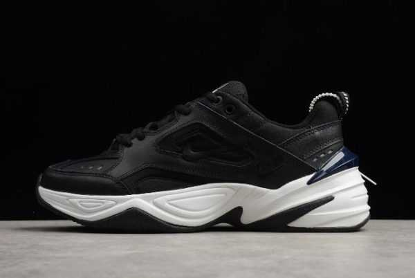 Nike M2K Tekno Black/Off White-Obsidian Dad AO3108-003 For Sale