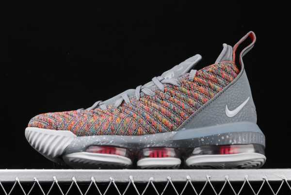 2020 Nike LeBron 16 XVI EP Multi Color BQ5970-900 For Sale