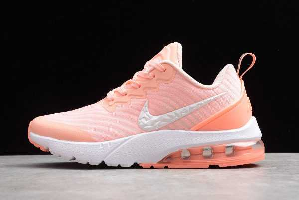 Women Shoes Nike Air Vapormax Flyknit Pink White Sale