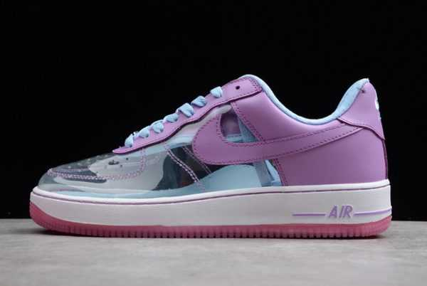 Nike Air Force 1 Low Fantastic 4 Invisible Woman Purple 314791-951