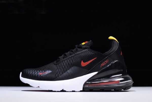 "Nike Air Max 270 ""FIFA World Cup"" Germany Black Red Yellow AH8050-111"