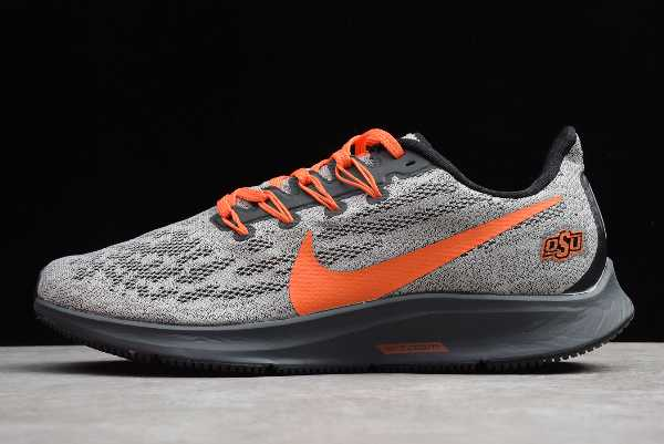 CI2074-001 Mens Nike Air Zoom Pegasus 36 Oklahoma State For Sale