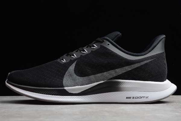 AJ4114-001 Mens Nike Zoom Pegasus 35 Turbo Black Vast Grey For Sale