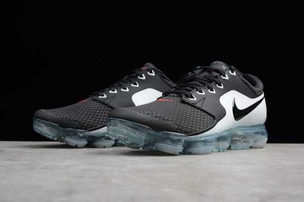 Men's Nike Air VaporMax CS Black/White-Red AH9046-003