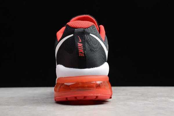 Nike Air Vapormax Flyknit Black Red Men's Size