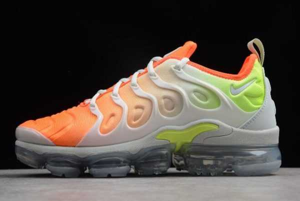 Nike Air VaporMax Plus Reverse Sunset Shoes AO4550-003 For Sale