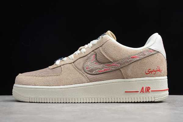 807618-200 Nike Air Force 1 x Reigning Champ Men's and Women's Size For Sale