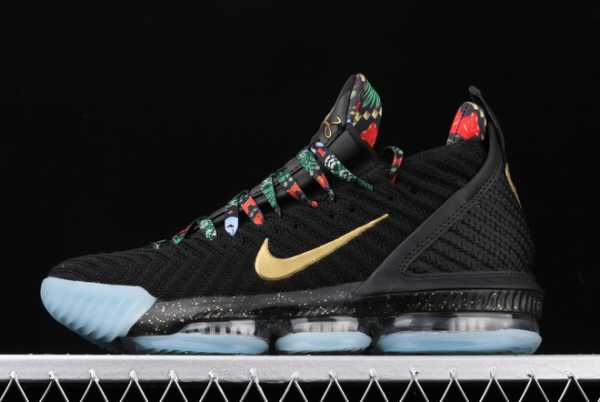 2020 Nike LeBron 16 XVI EP Watch The Throne CI1517-001 For Sale