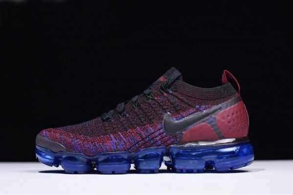 "WMNS Nike Air VaporMax Flyknit 2.0 ""Team Red"" 942843-006"