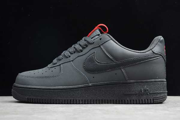 2020 Nike Air Force 1 Low Black Anthracite CI0059-001 For Sale