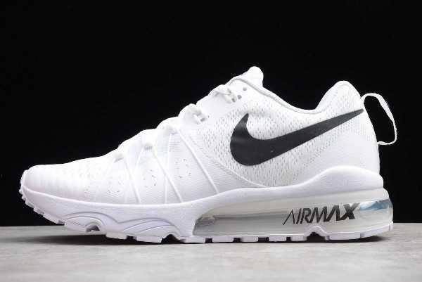 Nike Air Vapormax Flyknit White Black Running Shoes Sale