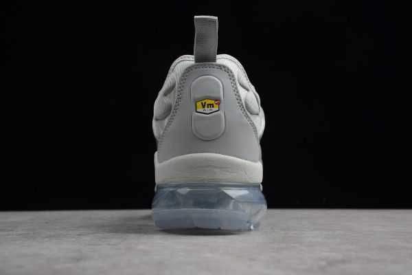 2018 Nike Air VaporMax Plus Cool Grey/Dark Grey-Metallic Silver 924453-005