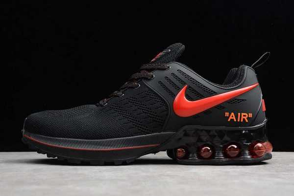 Nike Air Vapormax 2019 Black Red Outlet Sale