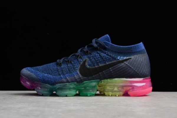 "Men's and Women's Nike Air Vapormax Flyknit ""Be True"" 883275-400"