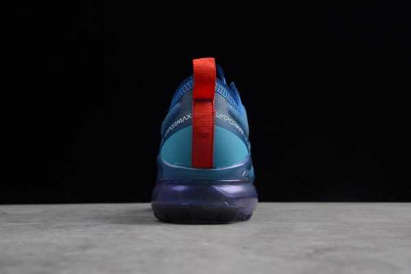 Mens Nike Air VaporMax 2019 Run Utility Blue AR6631-400